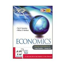 Economics by Paul A. Samuelson and William D. Nordhaus