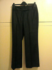 Laura Ashley Wool Blend Tailored Trousers for Women
