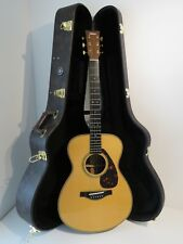 2014 Yamaha LS26 ARE II Handcrafted Acoustic Guitar with K&K Pure Mini Pickup