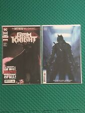 DC Universe The Grim Knight #1 Cover A & B
