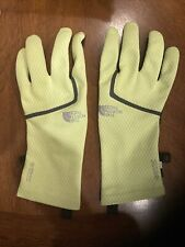 North Face Close Fit Tricot Gore-tex Women's Gloves Small