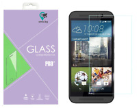 HTC ONE M9+ Plus TEMPERED Glass LCD Screen Protector Guard Film Premium Quality