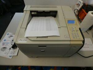 HP P3015 Laserdrucker Für Unternehmen und Privat gebraucht PC-739