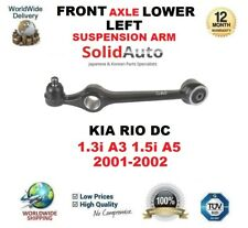 FOR KIA RIO DC 1.3i A3 1.5i A5 2001-2002 FRONT AXLE LEFT LOWER SUSPENSION ARM