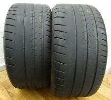 2 MICHELIN 255/40 ZR17 (98Y) Semi-Slick 5 mm Pilot Sport Cup 2 Sommerreifen 2015
