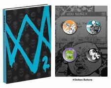 Watch Dogs 2 : Prima Collector's Edition Guide by David Hodgson new