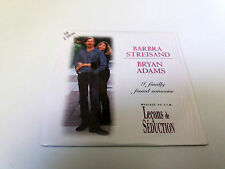 "BARBARA STREISAND & BRYAN ADAMS ""I FINALLY FOUND SOMEONE"" CD SINGLE 2 TRACKS"