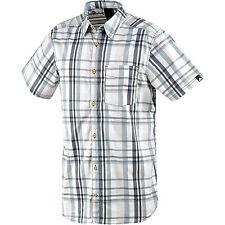 adidas ED CHECK  Hemd Kurzarm Wandern Trecking Shirt Freizeit Outdoor  M-L , 50