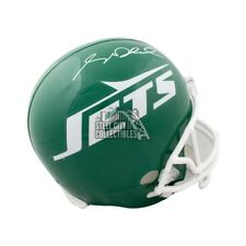 Sam Darnold Autographed New York Jets Throwback Green Full Size Helmet - JSA  COA 6d8054c09
