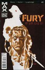 FURY MAX #3 (MR) MY WAR GONE BY MARVEL COMICS