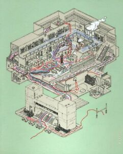 Andrew Degraff - Paths Of The Breakfast Club - Signed Limited 92/100. Mondo Obey