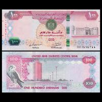 United Arab Emirates 100 Dirhams, 2018, P-30 New, banknote, UNC