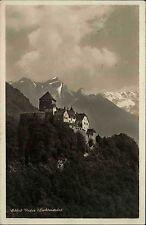 Liechtenstein AK ~1920/25 Schloss Vaduz Verlag Edition Guggenheim Nr. 17661 N
