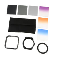 ND Filter Set Accessory Kit 10 in 1 for Canon Nikon DSLR Camera Lens 67mm