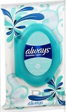 Always Feminine Wipes Fresh & Clean 32ct FRESH PHARMACY STOCK!