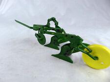 John Deere Plow Alloy models 1/16