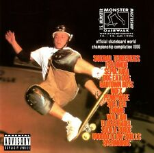 V/A - SKATERS HAVE MORE FUN CD (1996) SUICIDAL TENDENCIES, SPERMBIRDS, NOFX