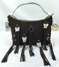 Michael Kors Suede Handbags