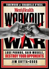 Men's Health Workout War: Lose Pounds, Gain Muscle, Destroy Your Opponents Cott