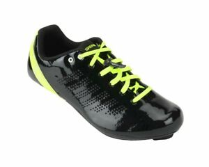 Louis Garneau Milan Road Cycling Shoes US14, EU48, New Black, Lace-up