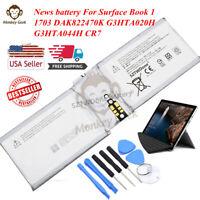 NEW DAK822470K Battery Microsoft Surface Book 1 CR7-00005/00007 1703 1705