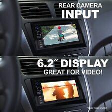 "Boss Car 2 Din 6.2"" Touchscreen Dvd/Cd Player Bluetooth Receiver Stereo Radio"