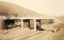 RPPC Pacific Highway Loop, Siskiyou Mts, Grants Pass, OR 1929 Patterson Postcard