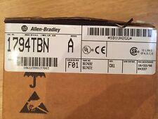 Allen Bradley 1794-TBN Series A Terminal Base