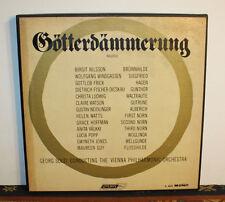 Richard Wagner: Götterdämmerung [6 x LP Box 1965] Opera Classical London A-4604