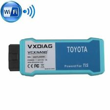 WIFI VXDIAG VCX NANO For TOYOTA TIS Techstream V10.30.029 Working for SAE J2534