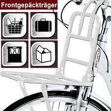 Cruiser-Fahrrad-Gepäckträger für vorne