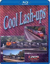 Cool Lash-Ups BLU-RAY Norfolk Southern Piedmont Div North Carolina LORAM Grinder
