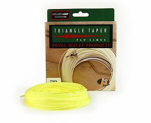 Royal Wulff Triangle Taper Nymph Fly Line