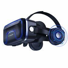 Occhiali Virtuali 3D Occhiali vr Compatibile con tutti gli Smartphone come Sa...