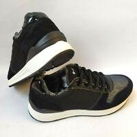 Luhta Len Black schwarz MS Damen Schuhe Turnschuh Sneaker Gr. 37