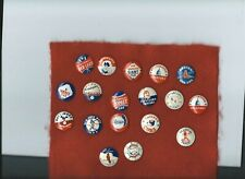 1969 Crane Potato Chip pin Chicago Cubs