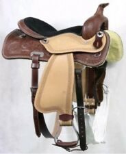Cheyenne Western Saddle 16'' Seat with Mounts