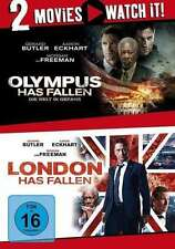 Olympus has fallen - London has fallen - 2 DVD Box