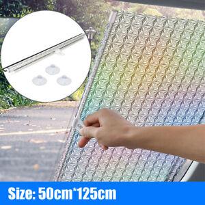 Car Accessories Retractable Window Windshield Sun Shade Cover Visor Sunshade