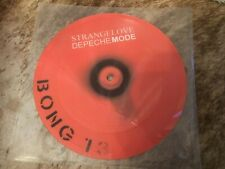 "depeche mode strangelove picture disc 7"" single"