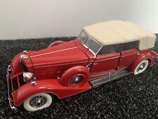 Franklin Mint Car 1935 Packard