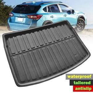 Tailored Boot Cargo Liner Rear Trunk Tray Floor Mat For Subaru XV Impreza 18-20