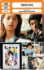 FICHE CINEMA : TOKYO EYES - Takeda,Yoshikawa,Limosin 1998