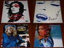 MADONNA 4x LP 7x VINYL Lot RAY OF LIGHT EROTICA MUSIC AMERICAN LIFE New Sealed