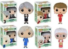 Funko Pop Television The Golden Girls Complete Set With Pop Protectors