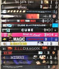 Thriller and Horror Movies Collection - 15 Movies