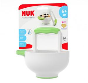 NUK Baby Food Masher And Bowl