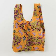 Baggu Standard Reusable Tote Wild Rabbit Sold Out Discontinued Print