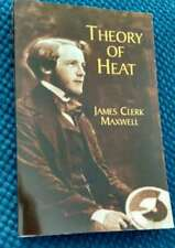Theory of Heat by James Clerk Maxwell Thermodynamics 19th Cent.