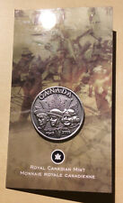 Canada Royal Canadian Mint V For Victory 1945 - 2005 Pin - Antiqued